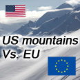 US freeski riders would like to ride the Alps