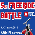 Freeride battle Kanin, Slovenija FWTQ